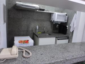 Flat Via Venetto Meirelles, Apartmány  Fortaleza - big - 4