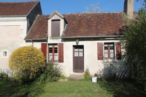 Gite de Charme, Nyaralók  Saint-Aignan - big - 16