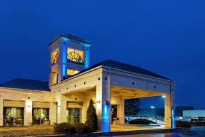 Nearby hotel : Holiday Inn Express Hotel & Suites Huntsville University Drive