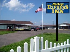 Nearby hotel : Hastings Express Inn