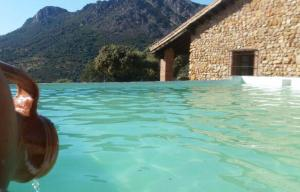 house with 6 bedrooms in alia, with wonderful mountain view, private pool and...