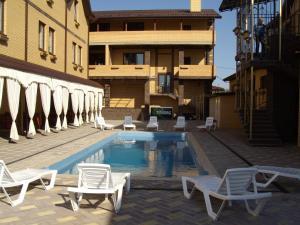 Ресторанно-гостиничный комплекс Villa Stefano - фото 21