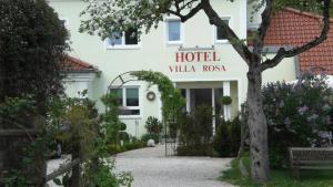 Hotel Villa Rosa, Hotels  Allershausen - big - 76