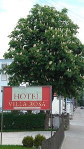 Hotel Villa Rosa, Hotels  Allershausen - big - 73