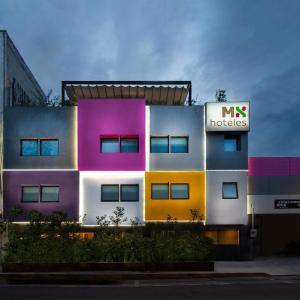 Мехико - Hotel MX roma