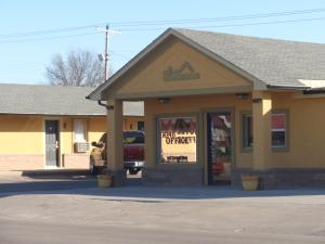 Nearby hotel : Budget Inn El Reno