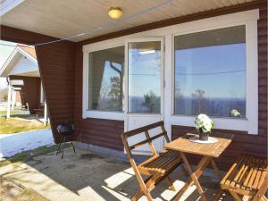 One Bedroom Holiday Home in Odeshog