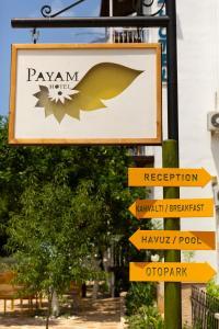 Каш - Payam Hotel