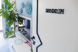 A Picture of Modrin Apartments