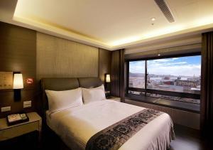 Тайбэй - Open Room Hotel