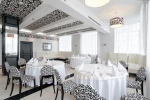 Okhtinskaya Hotel, Hotel  San Pietroburgo - big - 35