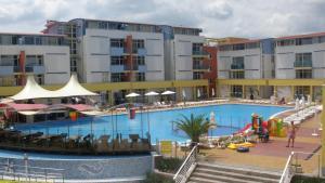 Apartment in Elit 3 Apartcomplex, Apartmány  Slnečné pobrežie - big - 1