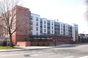 Шрюсбери - Premier Inn Shrewsbury Town Centre