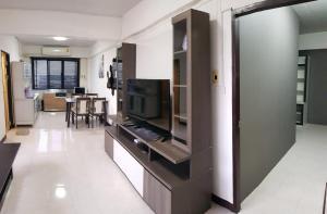 Condo Bigsize 2 Bedroom 20 min from airport
