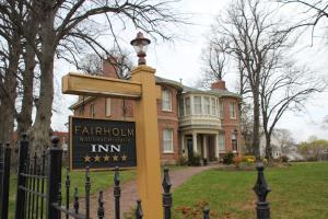 Fairholm National Historic Inn