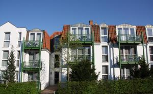 Tropenhaus Apartments - Seebad Bansin