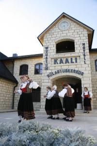 Kaali Külastuskeskuse Hotell