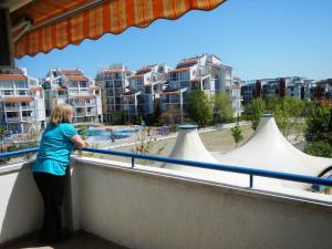 Apartment in Elit 3 Apartcomplex, Apartmány  Slnečné pobrežie - big - 15