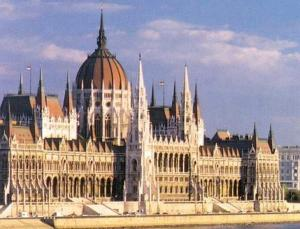 Welcome in Budapest to Parliament(Budapest)