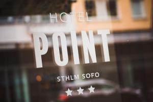 Стокгольм - Hotel Point