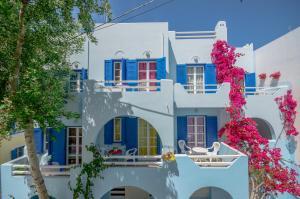 Galazia Studios, Apartmánové hotely  Naxos Chora - big - 1