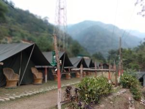 Sandeep camping shivpuri