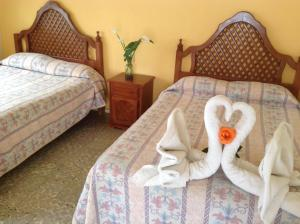 Hotel Posada Camelinas Sección Amarilla