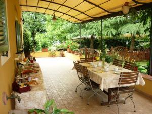 Casale Ginette, Vidiecke domy  Incisa in Valdarno - big - 46