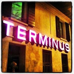 Nearby hotel : Terminus