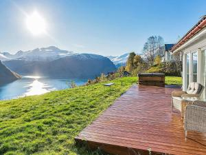 Two Bedroom Holiday home in Valldal 2