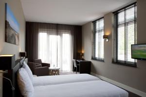 Fletcher Hotel-Restaurant Duinzicht, Hotels  Ouddorp - big - 8