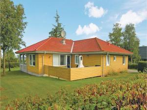 Holiday home Hjarnøvej Glesborg V