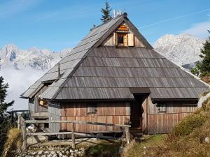 Chalet Gorenjka Velika planina