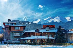 Банско - Platinum Hotel and Casino Bansko