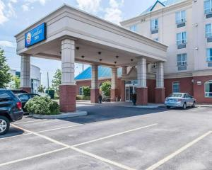 A picture of Comfort Inn Mississauga