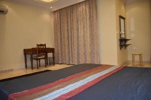 Muscat Villa Bedroom