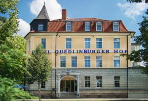 obrázek - Hotel Quedlinburger Hof