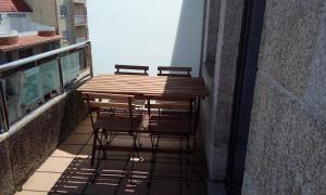 apartamento de una habitación en rianxo, con magnificas vistas al mar, terraz...