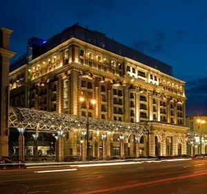 Отель Ритц Карлтон, Москва