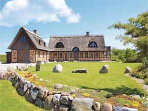 Holiday home Gulstavgård Gulstavvej