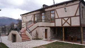 Takht House, Dovolenkové domy  Dilijan - big - 62