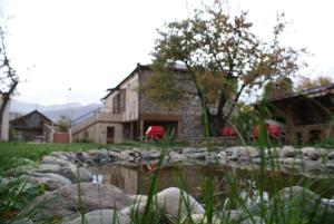 Takht House, Dovolenkové domy  Dilijan - big - 94