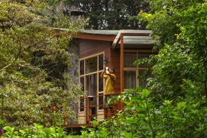 皮诺斯花园和山林小屋