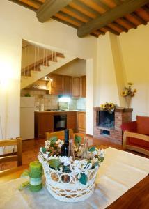 Azienda Agricola Buon Riposo, Vidiecke domy  San Giovanni a Corazzano  - big - 28
