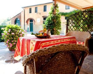 Azienda Agricola Buon Riposo, Vidiecke domy  San Giovanni a Corazzano  - big - 23