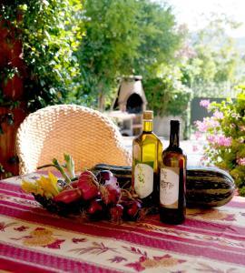 Azienda Agricola Buon Riposo, Vidiecke domy  San Giovanni a Corazzano  - big - 16