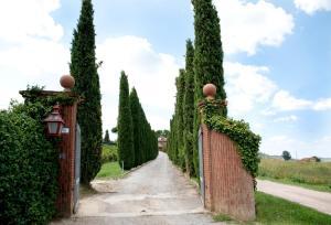 Azienda Agricola Buon Riposo, Vidiecke domy  San Giovanni a Corazzano  - big - 13