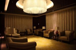 Shanghai Hongqiao Airport Hotel - Air China, Отели  Шанхай - big - 41