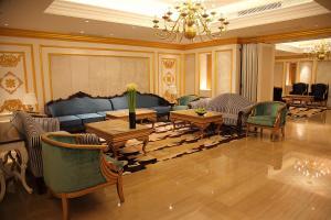 Shanghai Hongqiao Airport Hotel - Air China, Отели  Шанхай - big - 38