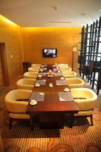 Shanghai Hongqiao Airport Hotel - Air China, Отели  Шанхай - big - 51